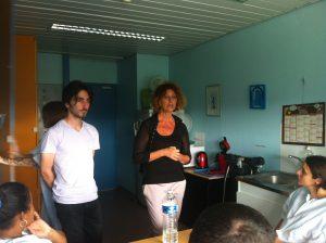 Dominique et Florian présentation